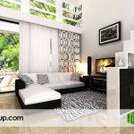 Tips Desain Ruang Keluarga Minimalis