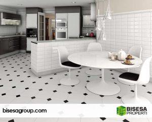 tips, memilih, keramik, lantai, yang tepat, anggaran, ukuran, warna, corak