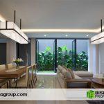"""Tips Desain Ruangan Terbuka Dalam Rumah """"Konsep Open Plan"""""""