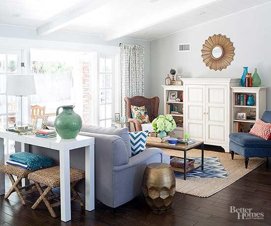 Tips Membuat Ruang Tamu Sempit Terlihat Lebih Luas