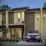 Rumah Dijual Probolinggo: Type 65, 2 lantai